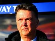 Bóng đá Ngoại hạng Anh - MU nhọc nhằn, Van Gaal chê Falcao thậm tệ