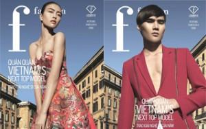 Người mẫu - Hoa hậu - Nhìn lại chặng đường của 2 tân quán quân VNTM