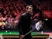 Billard - Snooker - O'Sullivan thảm bại trước cơ thủ số 1 thế giới