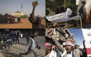 Biểu tình phản đối tạp chí Pháp bùng nổ khắp thế giới