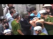Camera giấu kín - Camera giấu kín: Tóm gọn tên cướp giữa trung tâm SG