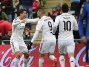 Video bóng đá hot - Ronaldo ghi bàn, Benzema kiến tạo tuyệt đỉnh
