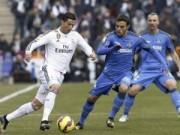 Bóng đá Tây Ban Nha - Getafe – Real: Khoan thủng hàng thủ bê-tông