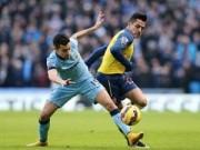 Video bàn thắng - Man City - Arsenal: Toan tính chiến thuật