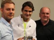 Các môn thể thao khác - Tin HOT 19/1: Federer & Wozniacki được vinh danh