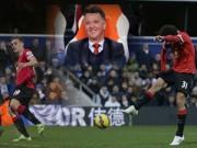 """Ngôi sao bóng đá - Ảnh chế: Đắng lòng Công Phượng, Van Gaal """"cao thủ võ lâm"""""""