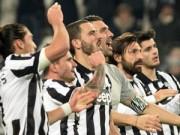 Bóng đá - Juventus - Verona: Tối tăm mặt mũi