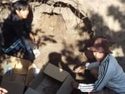 Tin tức trong ngày - Đào hầm biogas, phát hiện 21 hài cốt chôn tập thể