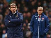 """Bóng đá - Pellegrini trầm lắng, Wenger """"nổ"""" tung trời"""