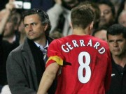 Bóng đá Ngoại hạng Anh - Mourinho yêu cầu fan Chelsea tôn trọng Gerrard