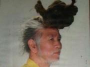 """Chuyện lạ - Những """"dị nhân"""" Việt có mái tóc kỳ lạ"""