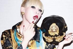 """CL (2NE1) hứa hẹn  bùng nổ  với  """" album Mỹ tiến """""""