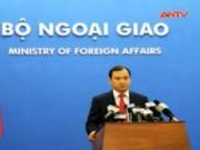 Video An ninh - Việt Nam lên tiếng về việc công dân bị tử hình ở Indonesia