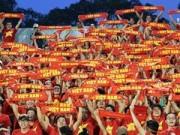 Bóng đá Việt Nam - Sự tử tế của người hâm mộ