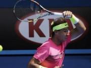 Tennis - Nadal – Youzhny: Nỗ lực vô vọng (V1 Australian Open)