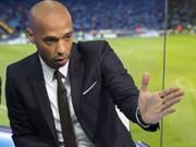"""Bóng đá Ngoại hạng Anh - Henry """"dìm hàng"""" Arsenal bất thành trên truyền hình"""