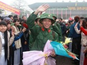 Giáo dục - du học - Bộ trưởng Phùng Quang Thanh đề nghị sinh viên ra trường phải nhập ngũ