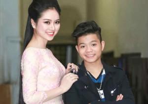 Bạn trẻ - Cuộc sống - Ngọc Anh, Quang Anh kêu gọi ủng hộ cho dân nghèo xứ Thanh