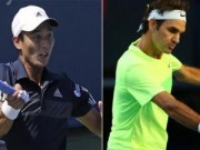 Tennis - Federer – Hsun Lu: Không khó khăn (V1 Australian Open)