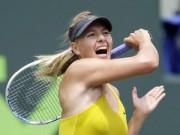 Tennis - Martic - Sharapova: 2 set đối lập (V1 Australian Open)