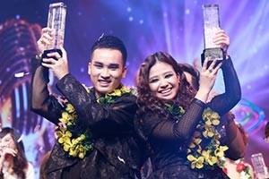 Dương Hoàng Yến, Hà Duy đăng quang Cặp đôi hoàn hảo