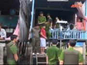 """Video An ninh - Đột kích """"bản doanh"""" ma túy đá tại An Giang"""