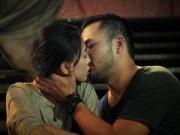 Phim - Clip hé lộ nụ hôn của Vân Ngô và trai Việt kiều trong phim Tết