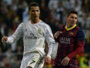 """Bóng đá Pháp - Tin HOT tối 20/1: Ronaldo – Messi chưa phải là """"nhất"""""""