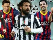"Cup C1 - Champions League - Pirlo loại CR7 khỏi ""Dream Team"" Champions League"