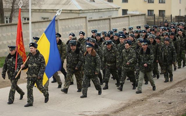 Ukraine: Nhà giàu nộp tiền để được miễn tòng quân?