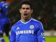 Bóng đá - Costa may mắn thoát penalty trận Liverpool - Chelsea