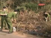 Bản tin 113 - Bình Phước: Phát hiện xác phụ nữ cháy đen bên đường