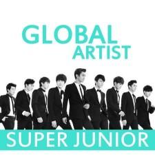 """Sao ngoại-sao nội - Super Junior trở thành """"Nghệ sĩ toàn cầu"""""""