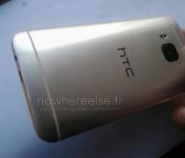 Điện thoại - Lộ ảnh thực tế HTC One M9, dùng RAM 3GB