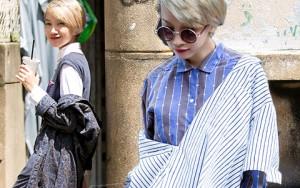 Thời trang - Ngày rảnh rỗi của người mẫu Phan Linh