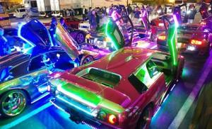 Tin tức ô tô - xe máy - Dàn siêu xe Lamborghini cực độc của dân chơi Nhật Bản