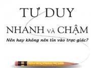 Bạn trẻ - Cuộc sống - Cuốn sách chỉ ra sự hợp lý và phi lý trong tư duy con người