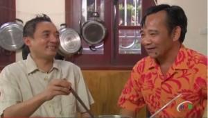 """Phim - Chiến Thắng cao tay dùng """"võ mồm"""" hại Quang Tèo"""
