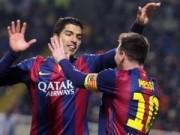 """Bóng đá Tây Ban Nha - Suarez bị Messi che mờ: Đừng là """"bom xịt"""""""