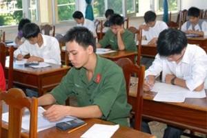 Giáo dục - du học - Công bố tuyển sinh 2015 tại các trường quân đội