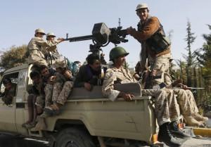 Cận vệ thất thủ, tổng thống Yemen nhượng bộ phiến quân