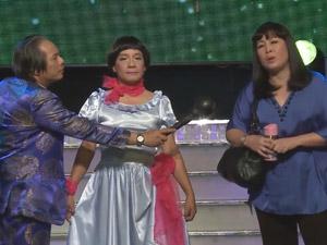 """Hài Hồng Vân: Đưa con đi thi """"năng khiếu"""""""