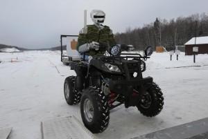 Tin tức trong ngày - Nga thử nghiệm robot chiến đấu hiện đại