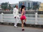 Chiến Thắng tán gái bằng nhạc chế