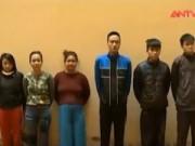 Video An ninh - Hà Nội: Phá 2 ổ nhóm buôn bán ma túy tổng hợp