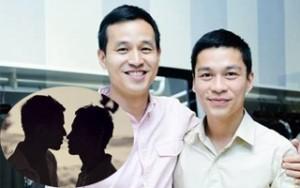 Thời trang - Ngắm bộ ảnh cưới đồng tính nam đầu tiên của Vbiz