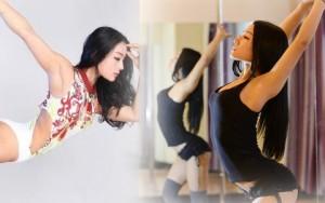 """Tư vấn làm đẹp - Mỹ nữ múa cột 9x Trung Quốc """"gây bão mạng"""""""