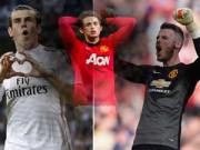 """Ngôi sao bóng đá - Muốn có Bale, MU phải """"thí"""" Januzaj, De Gea"""