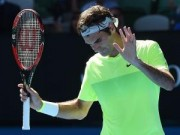 Tennis - Federer thua sốc: Huyền thoại đánh rơi bản lĩnh