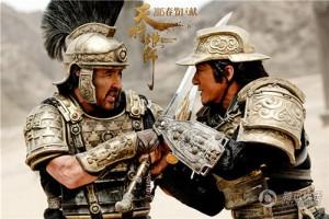 """Hậu trường phim - """"Bật mí"""" về binh đoàn La Mã trong phim của Thành Long"""
